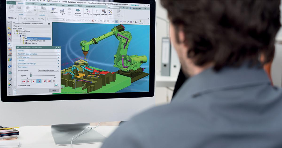 C3D – Siemens NX online kurzus